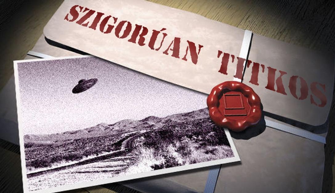 A magyar UFO akták közzététele